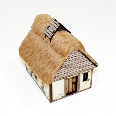 Anglo Danish Hovel (15mm)