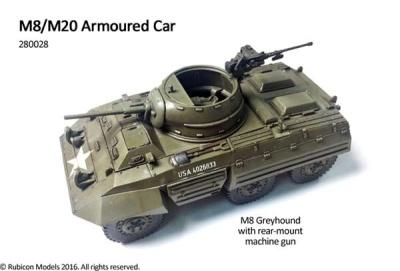 M8/M20 Armoured Car (1/56)