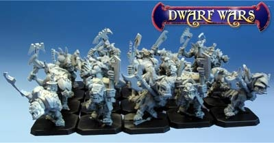 Orc Two Handed Axe Regiment (10)
