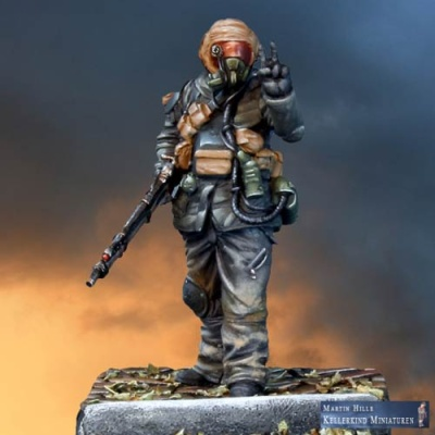 Iriney Sorum, Sniper