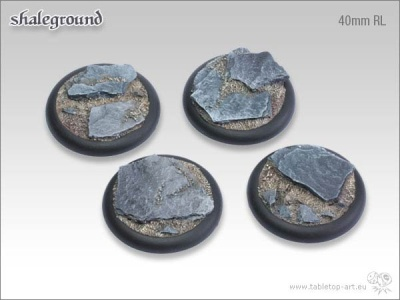 Shaleground, 40mm Relief (2)