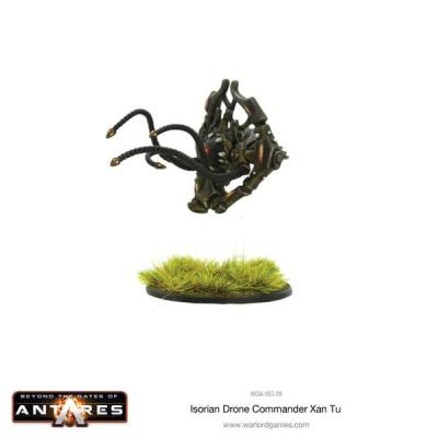 Isorian Drone Commander Xan Tu