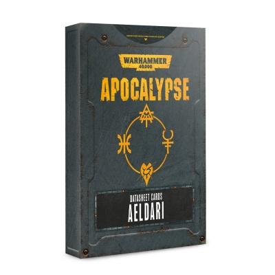 Apocalypse Datasheets: Aeldari ENGLISCH