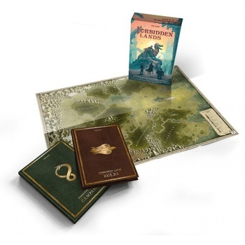 Forbidden Lands RPG (Boxed Set RPG) - EN
