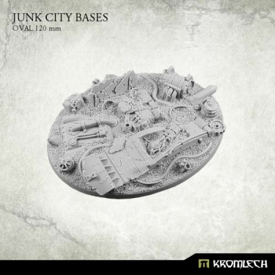 Junk City oval 120 mm (1)