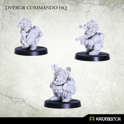 Dvergr Commando HQ