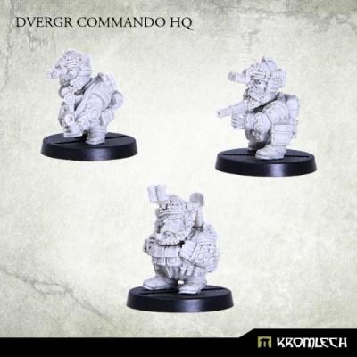 Dvergr Commando HQ