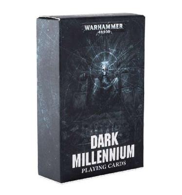 Dark-Millenium-Spielkarten (Englisch)