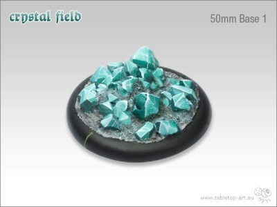 Crystal Field Bases 50mm rund 1 (1)