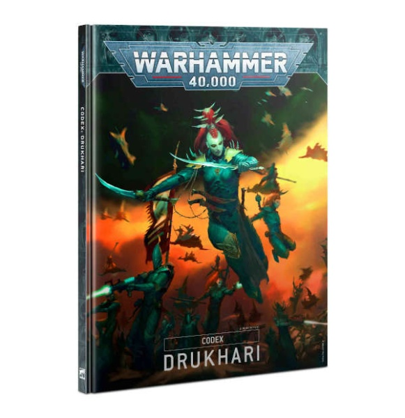 Codex Dark Eldar (2018)