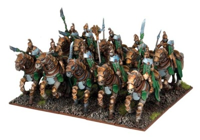 Elf Stormwind Cavalry Regiment (10)