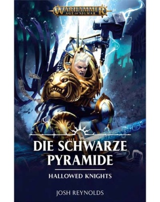 Hallowed Knights: Die Schwarze Pyramide (Taschenbuch)