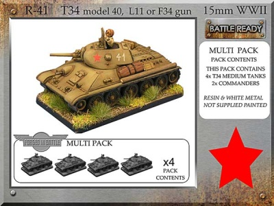 T-34 m40 L11 or F34 (4)