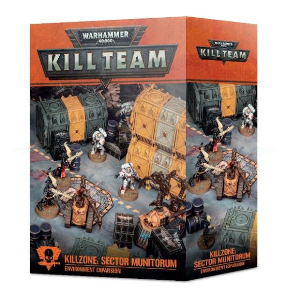 Warhammer 40000: Killzone Munitorum Hub