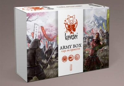 Kensei Army Box