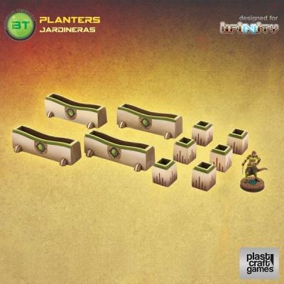 BOURAK Planters