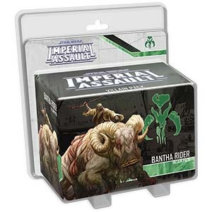 Imperial Assault - Bantha Rider Villain Pack
