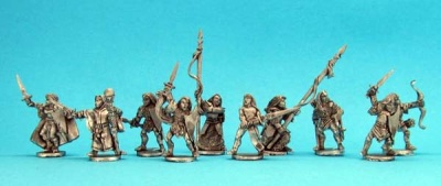 Blight Haven High Elf Guardians