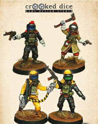 Hazmat Crew (4)