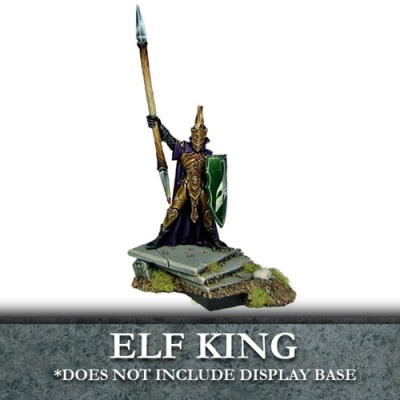 Elf King with Spear (1)