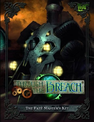 Through the Breach RPG: Fate Masters Kit