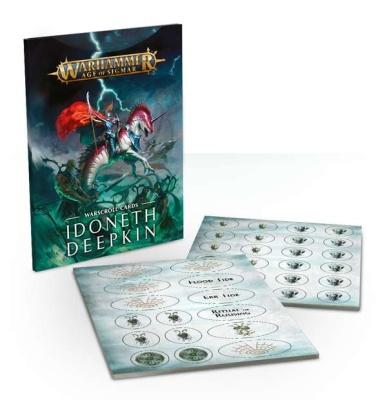 Idoneth Deepkin: Warscroll-Karten