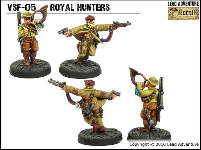 Royal Hunters (2)
