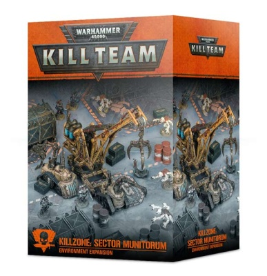 Kill Team: Sector Munitorum