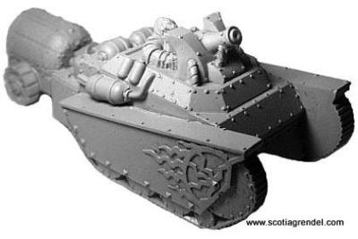 Iron Drake Tank