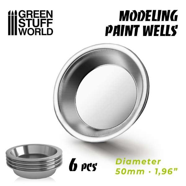 Modelling Paint Wells (6)
