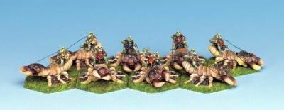 Goblin Termincatus Riders (8)
