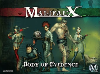 Body of Evidence: McMourning Crew