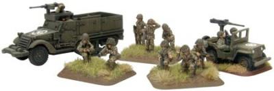 Armored Rifle Headquarters