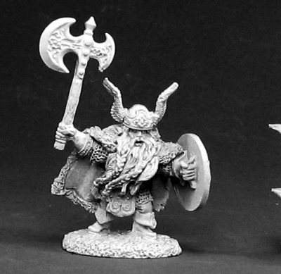 King Harbromm Axehelm