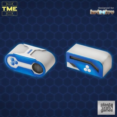 TME- 2 Containers set 02