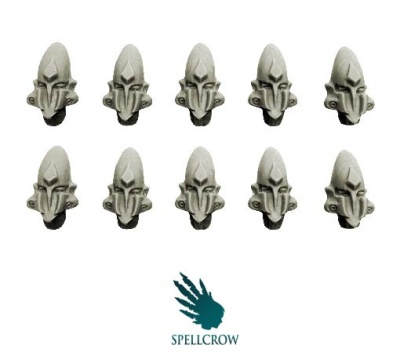 Space Elves Helmets (10)
