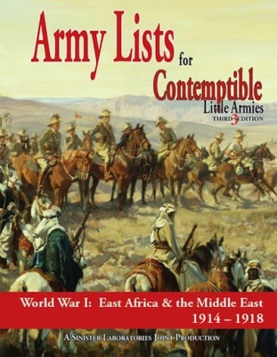 Contemptible Little Armies- Lists 2