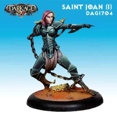 Forsaken: Saint Joan (1)