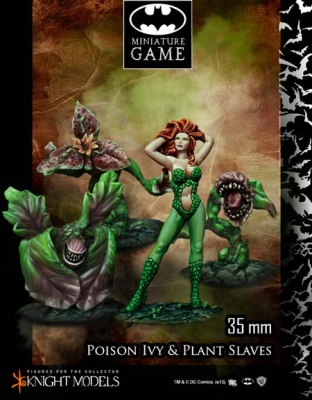 Poison Ivy & Plant Slaves (4)