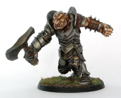 Axenarf, Armoured Ogre