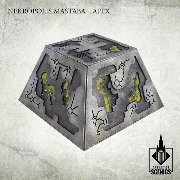 Nekropolis Mastaba - Apex