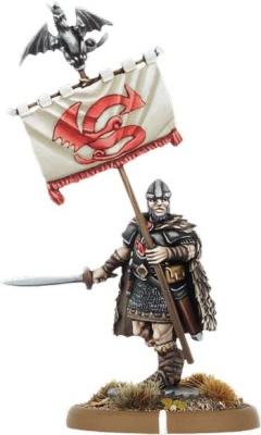 Hywel Hir, Bannerman of Gwynedd