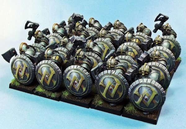 Dwarf Regiment (20)