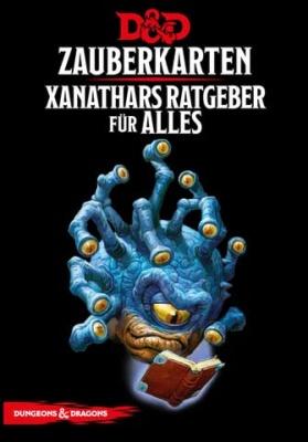 D&D: Xanathar Kartenset