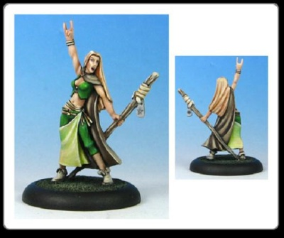 Kaylee - Wood Elf Sorceress