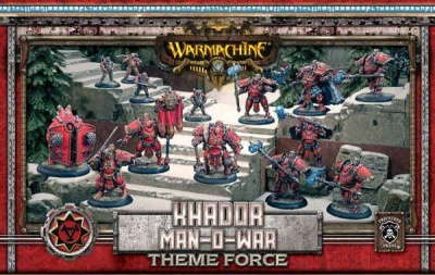 Man-O-War Theme Force Box - Khador