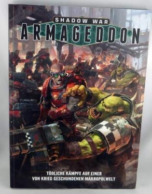 WH40K: Shadow War Armageddon Regelbuch