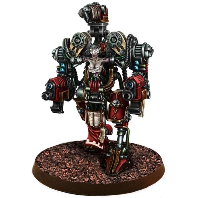 Mechanic Adept Castellan Type Walker (Female)