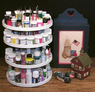 Paintier 80 - Carrousel Organizer
