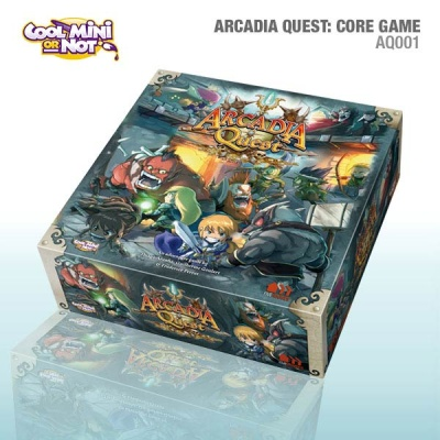 Arcadia Quest (Deutsch)